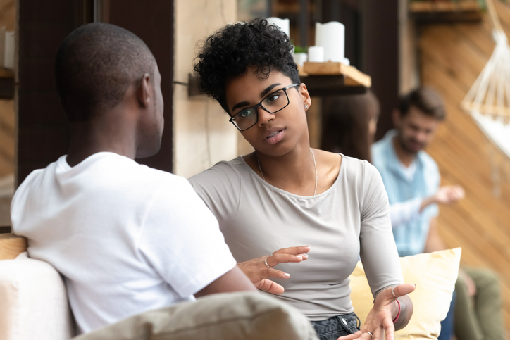 Resolving disputes with an ex spouse